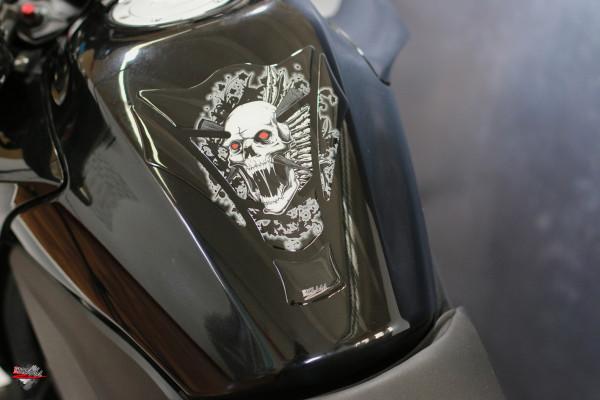 Tankpad Skull Form 15