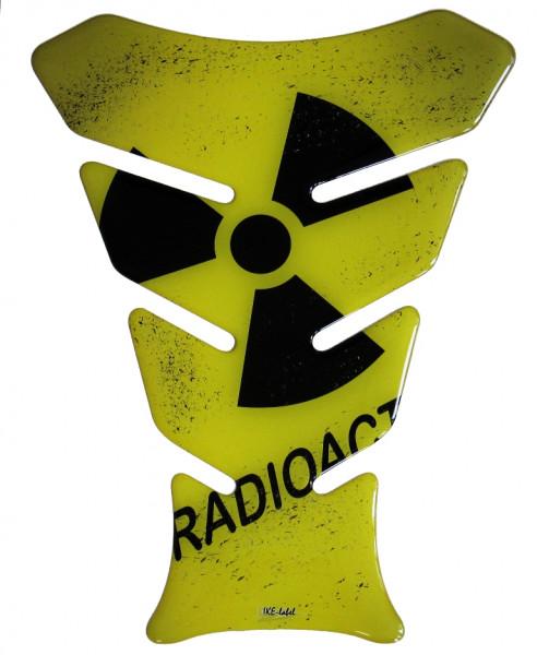 tankpad radioaktiv yellow form 8