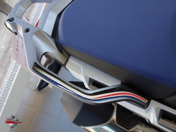 BIKE-label 550024 Deko Schutz-Aufkleber Haltegriffe kompatibel für Honda CRF 1000L Africa Twin
