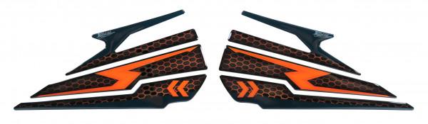 BIKE-label 800463 Seitentank Pad kompatibel für KTM 1290 Super Duke R - ab BJ 2020