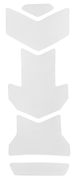 BIKE-label 502122 Tankpad Aufkleber Transparent kompatibel für Honda NC 750X