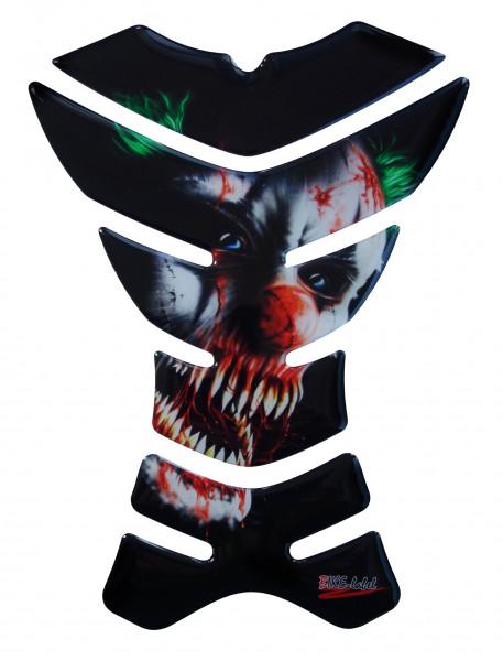 BIKE-label 501677 Tankpad Motorrad Aufkleber Clown Joker
