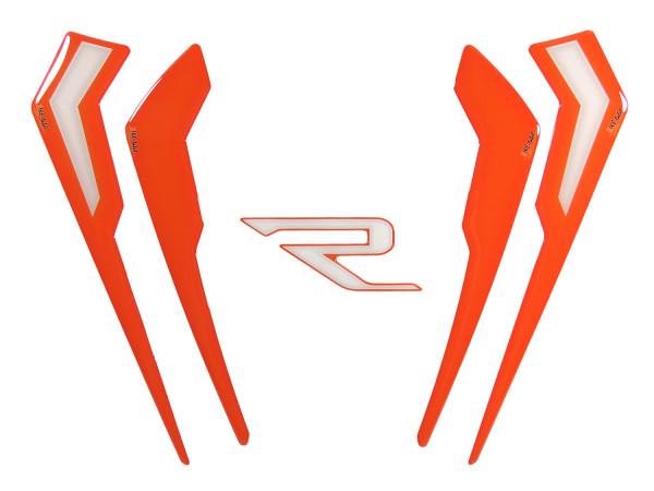 BIKE-label 550142 Dekor Schutz-Aufkleber kompatibel für KTM 1290 Super Duke R ab BJ 2020