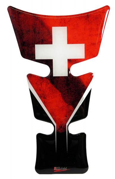 BIKE-label 502505 mini Tankpad Motorrad Aufkleber Schweiz