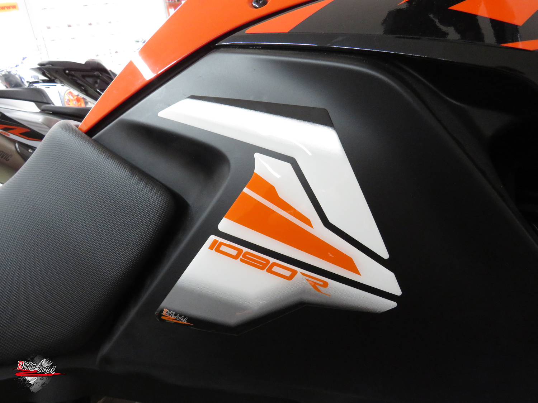 Seitentank Pad 800129 Metallic Farben kompatibel für KTM 1090 Adventure R