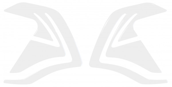 Seitentank Pad Transparent kompatibel für KTM 1050 1090 1190 1290 Super Adventure