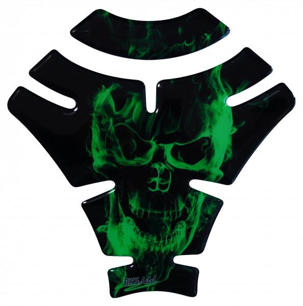 BIKE-label 500146 Tankpad Motorrad Aufkleber Ghost Green