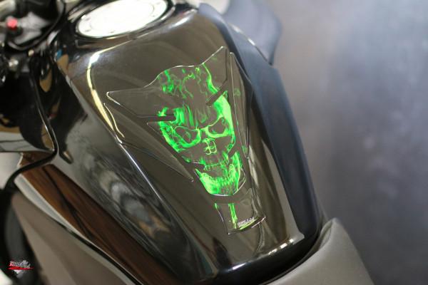 Tankpad Ghost Green Form 15