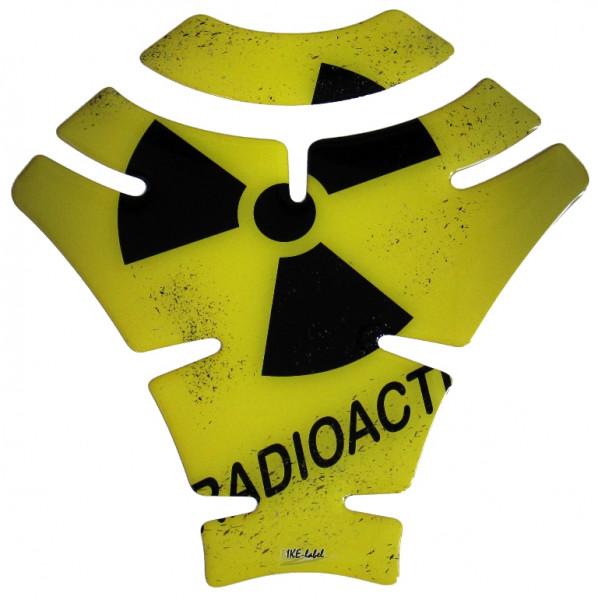 tankpad radioaktiv form 9