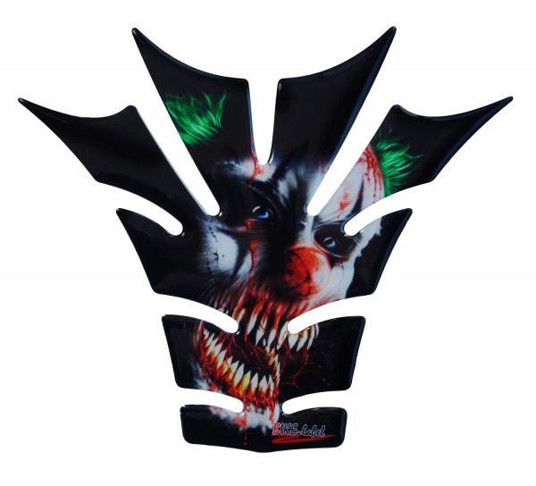 BIKE-label 501681 Tankpad Motorrad Aufkleber Clown Joker