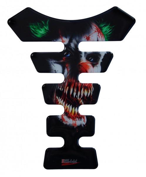 BIKE-label 501680 Tankpad Motorrad Aufkleber Clown Joker