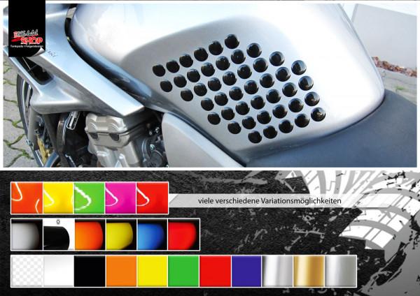 BIKE-label 800040 Motorrad Lackschutz Aufkleber Sticker Punkte