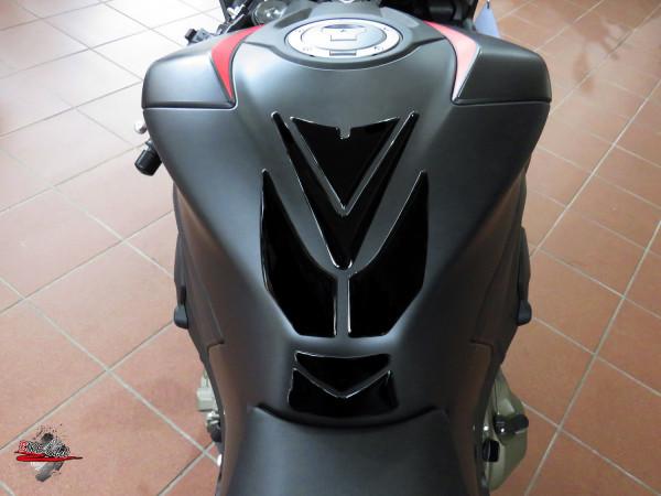 BIKE-label 502041 Tankpad schwarz kompatibel für Honda CBR 1000 RR Fireblade