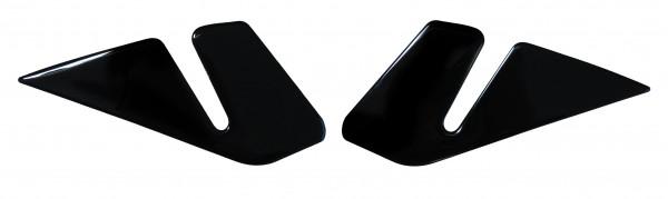 BIKE-label 800341 Seitentank Pad Black kompatibel für Honda CBR 1000 RR Fireblade
