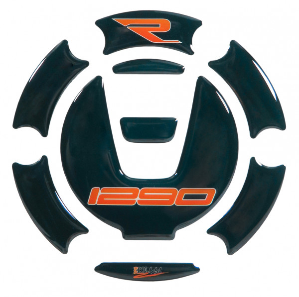 BIKE-label 660007 Tankdeckel Pad kompatibel für KTM 1290 Super Duke R ab BJ 2020