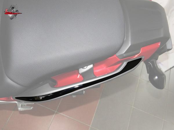 BIKE-label 550066 Deko Schutz-Aufkleber Haltegriffe Black kompatibel für Honda NC 750X