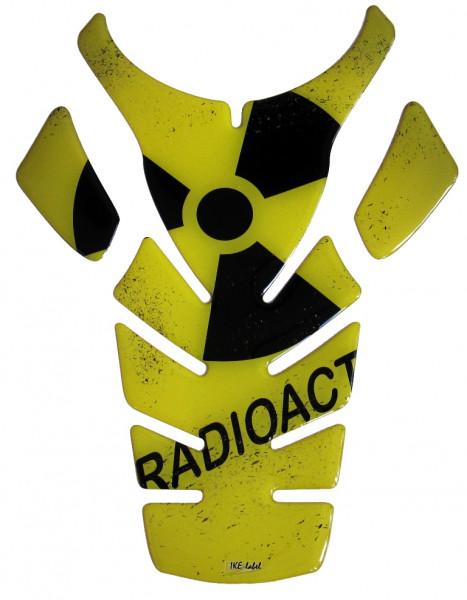 tankpad radioaktiv form 2