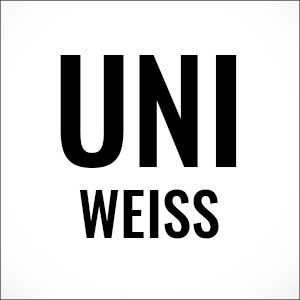 UNI - weiß