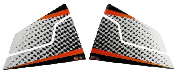 BIKE-label 800462 Seitentank Pad kompatibel für KTM 1290 Super Duke R - bis BJ 2019