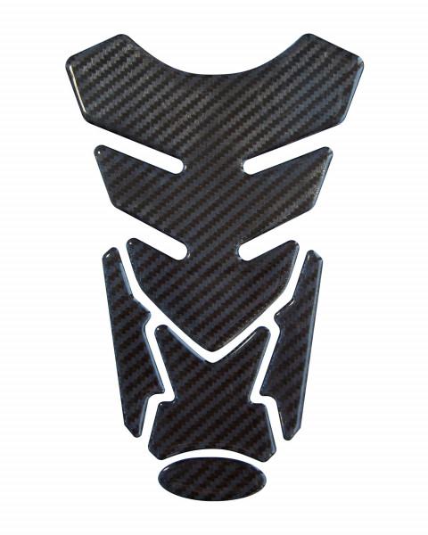 Tankpad Carbon schwarz