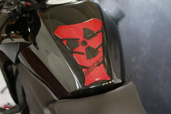 Tankpad Radioactive Red Form 8