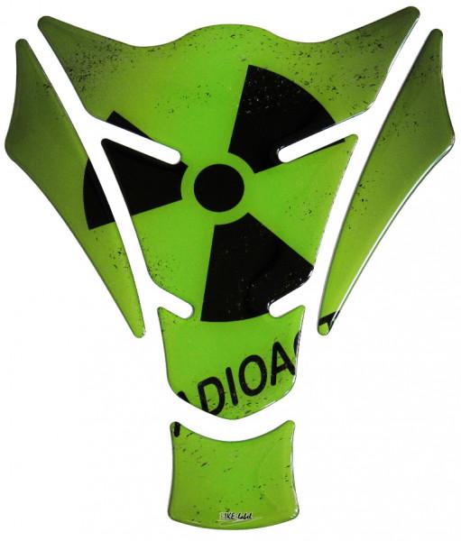 tankpad radioaktiv green form 15