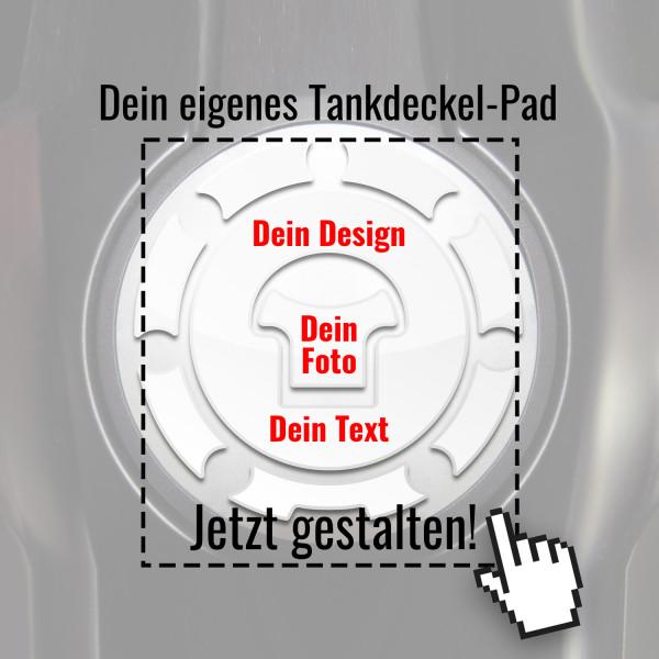 Dein Wunsch-Tankdeckel Pad - selbst gestalten