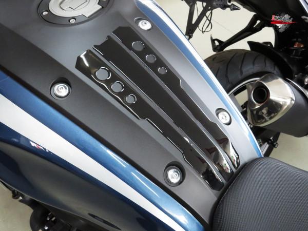 BIKE-label 502300 Tankpad Black Schwarz kompatibel für Yamaha XSR 900