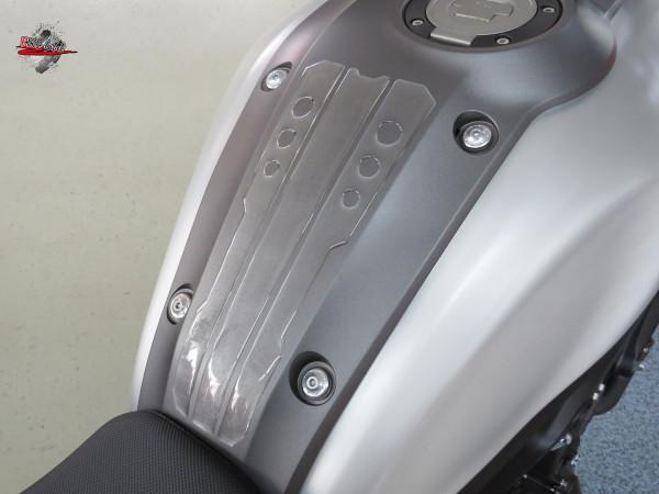 Tankpad Transparent - passend für Yamaha XSR 900