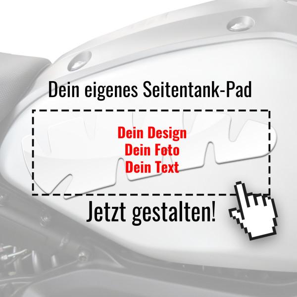 Dein Wunsch-Seitentankpad - selbst gestalten