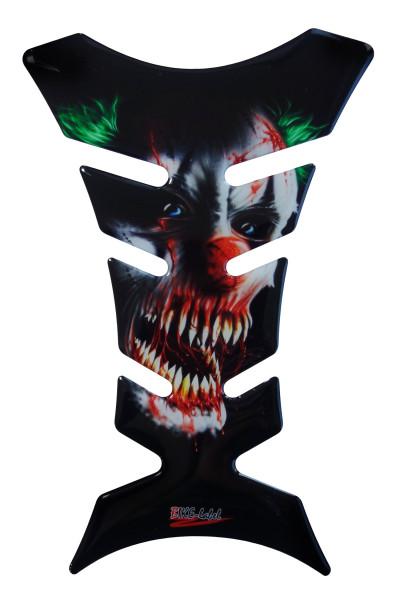 BIKE-label 501679 Tankpad Motorrad Aufkleber Clown Joker