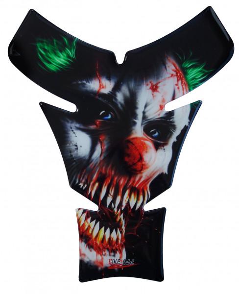 BIKE-label 501671 Tankpad Motorrad Aufkleber Clown Joker
