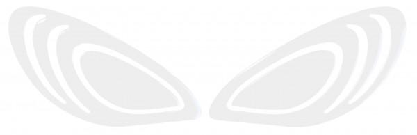 B-Ware Seitentankpad kompatibel für Yamaha XSR 900