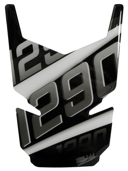 Tank-Pad - 1290 Silver Stripes - passend für KTM 1290 SUPER DUKE GT