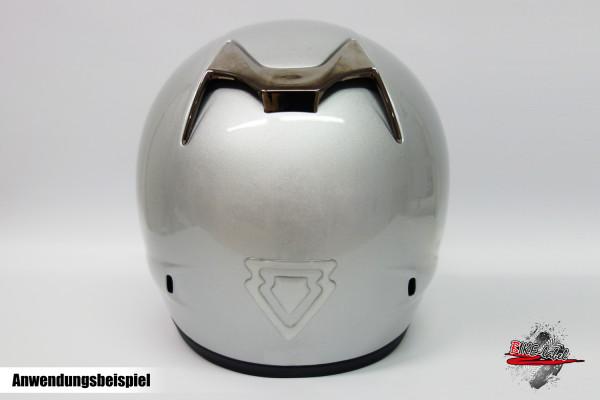 BIKE-label 910005 Helm Protektorsticker Transparent Anschlagschutz