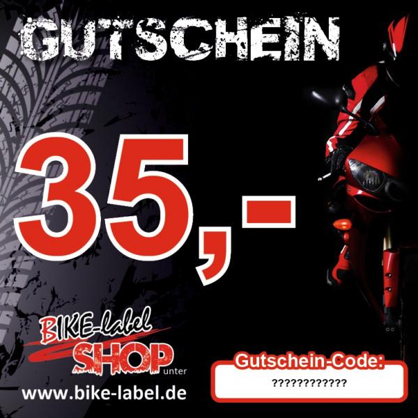 Gutschein 35,- EURO