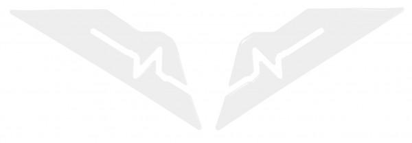 BIKE-label 800181 Seitentank Pad Transparent kompatibel für Honda NC 750X