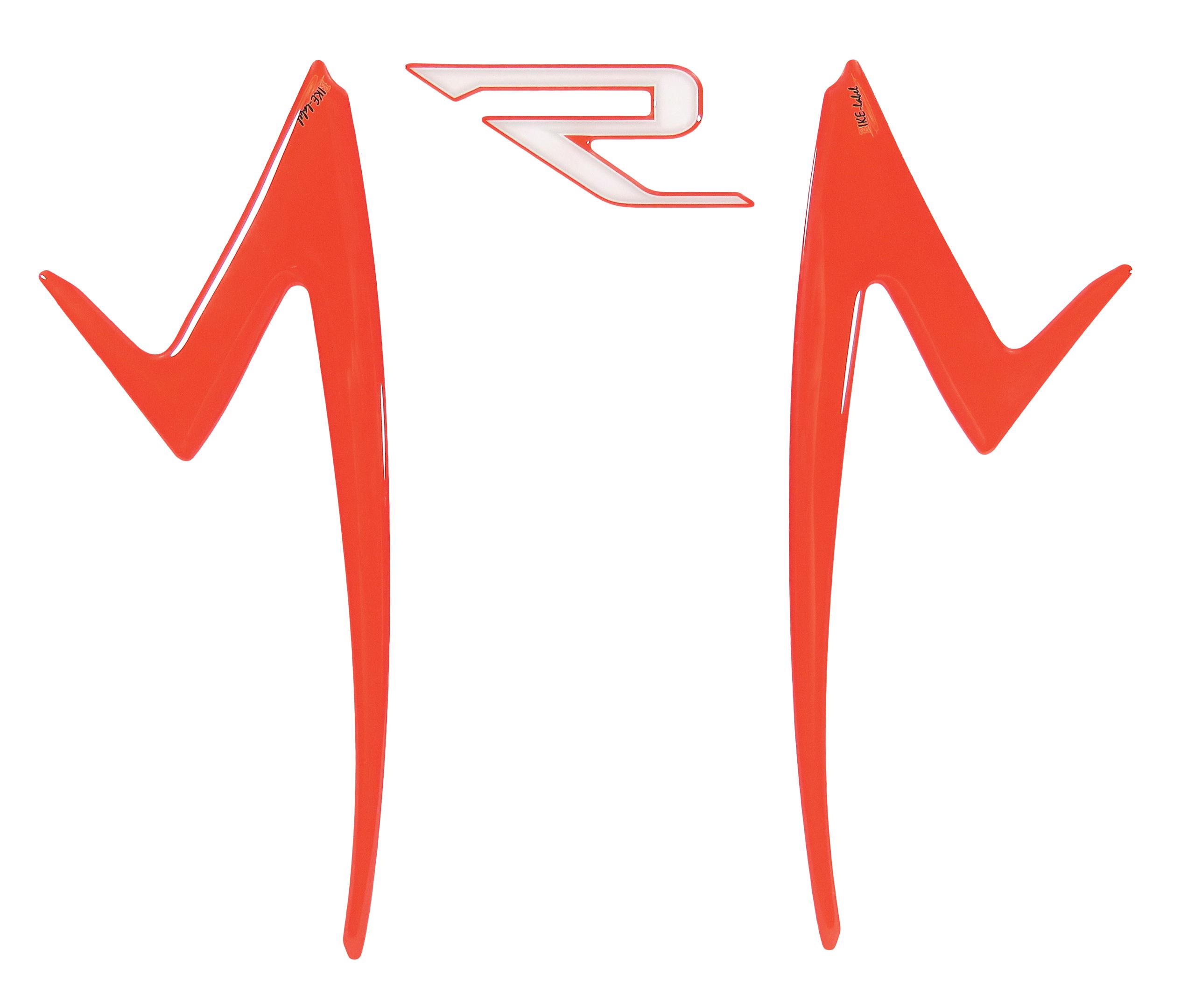 Motorrad-Fahrrad-Kraftstofftank-Aufkleber-Rad-Wasserdicht Reflektierendes Logo for KTM Duke 1290 LIWENCUI