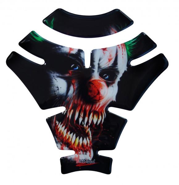 BIKE-label 501676 Tankpad Motorrad Aufkleber Clown Joker