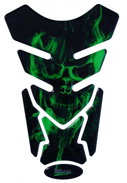 BIKE-label 500144 Tankpad Motorrad Aufkleber Ghost Green